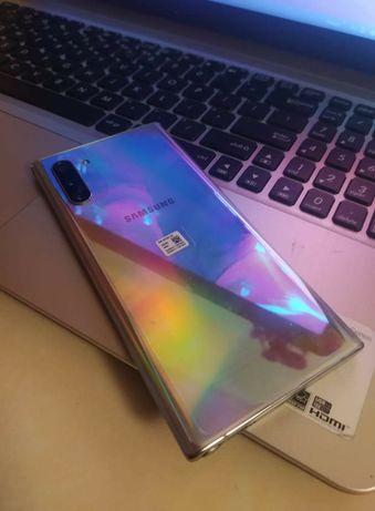 Samsung Galaxy Note 10 + smartwatch galaxy activ2