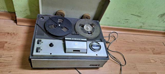 Magnetofon szpulowy Unitra ZK 140