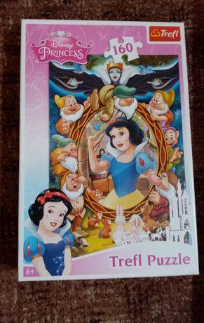 Puzzle - Księżniczka Śnieżka