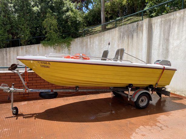 Barco Fibramar 4.35
