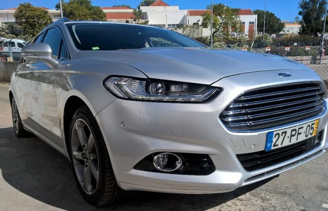 Ford Mondeo SW 2.0 Tdci