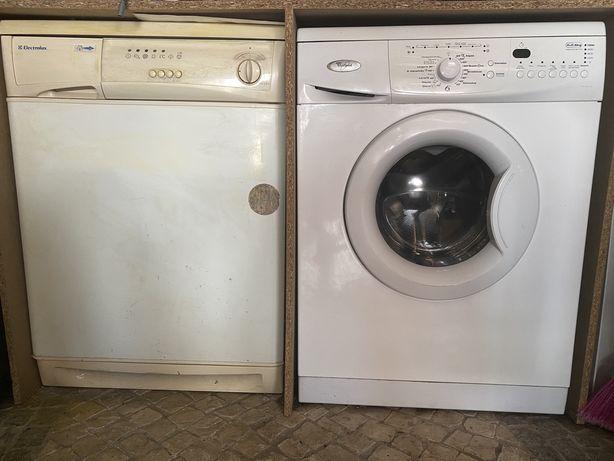 Maquina roupa