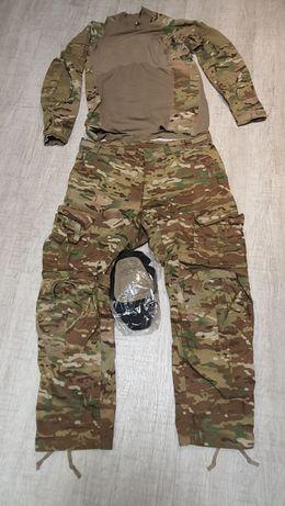 комплект Multicam = Штаны Army Combat Pant +masiif combat shirt