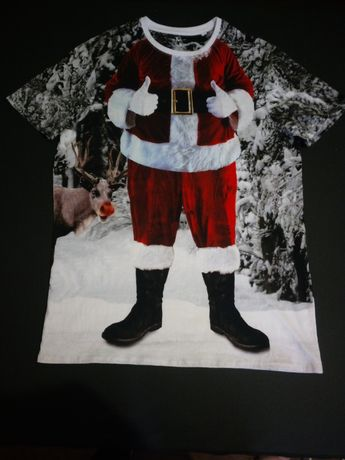 Новорічна футболка ,Новогодняя 3D футболка