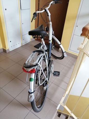 Sprzedam Rowery Miejskie Gazelle