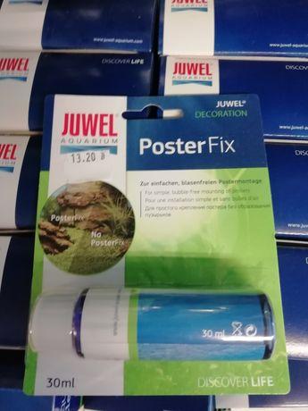 Juwel, Poster Fix, klej do tła w akwarium