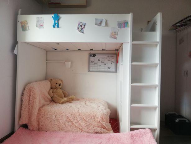 Łóżko piętrowe Ikea STUVA