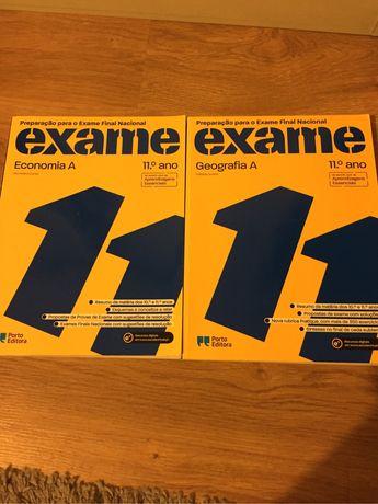 Livros Preparação para Exame Nacional