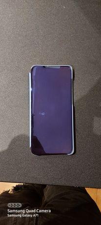 Capa azul para Samsung Galaxy A71