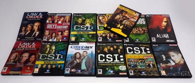 13 Jogos PC Series