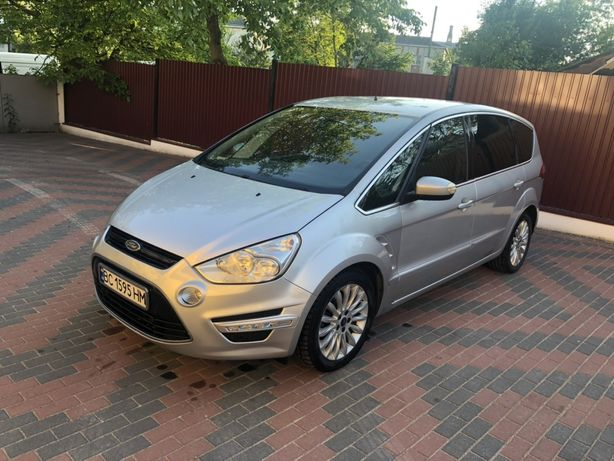 Ford s max 2010