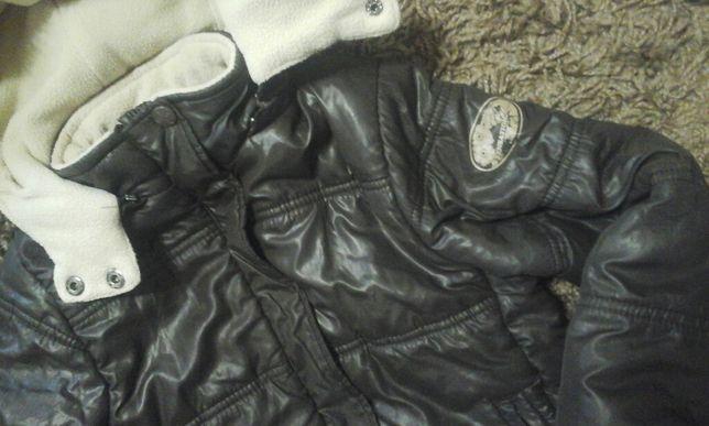 Красивая демисезонная курточка Kidz alive