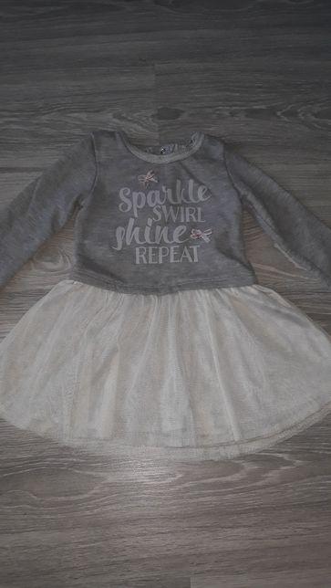 Платье для девочки 1,5-2.5 года