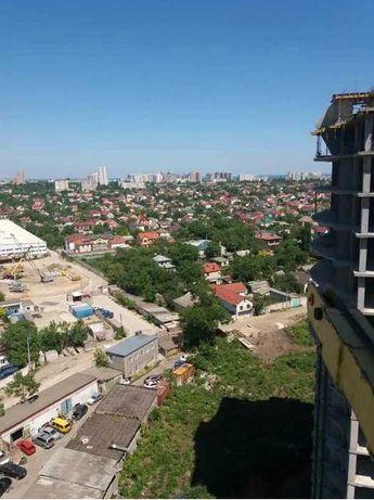 Большая однокомнатная квартира с балконом от строителей. Дом сдан