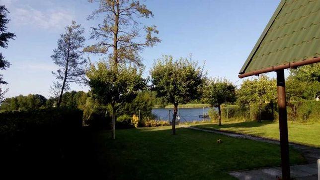 Domek Letniskowy nad jeziorem od 15 sierpnia wolne.  Majdy/Olsztyn