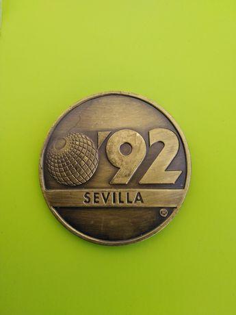 Medalha Comemorativa da Expo 92