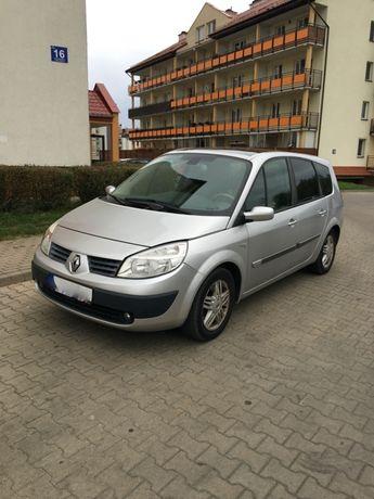 Ładny Renault Grand Scenic 2.0 Benzyna !!! 7 Foteli