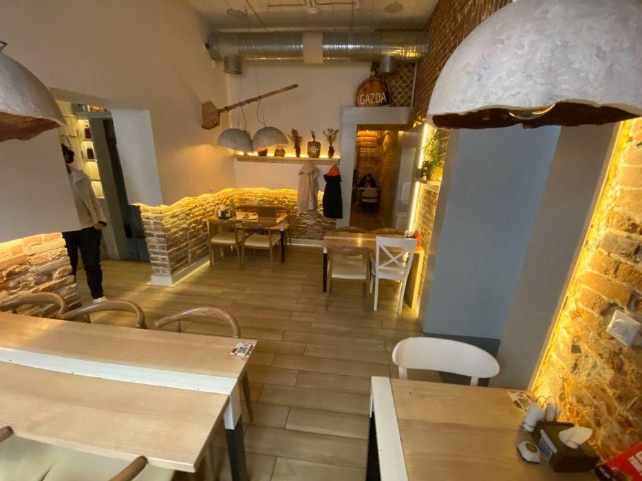 ПРОДАЖ готового бізнесу «Gazda cafe» у центрі Львова! Львов - изображение 1
