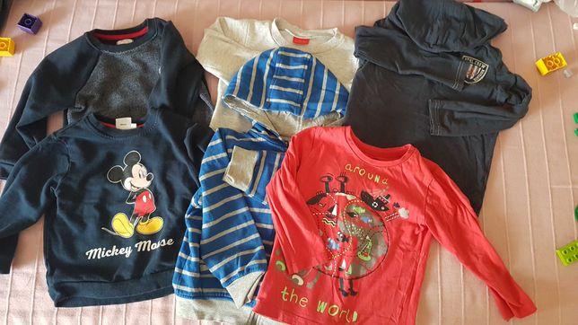 Okazja,Bluzy i bluzki r.98