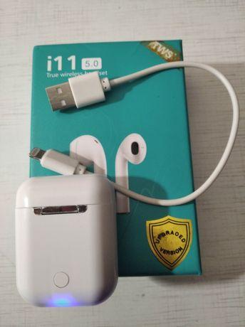 Наушники беспроводные i11-TWS и i7 -TWS