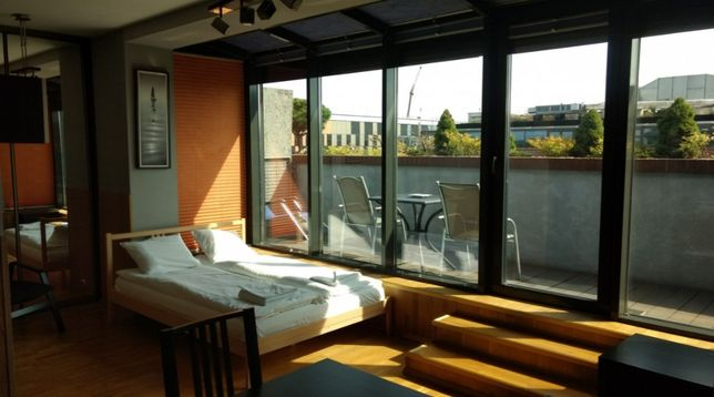 Komfortowe mieszkanie z tarasem w centrum Krakowa ! AC143