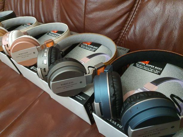 Jbl Słuchawki Bluetooth Uniwersalne Super Bass i Funkcje Super Dzwięk