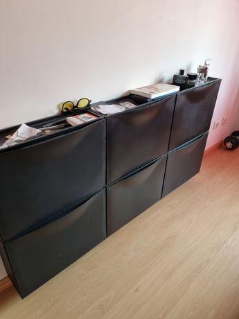 Sapateiras IKEA (12 pares de sapatos-preferencia pela venda das 6unid)