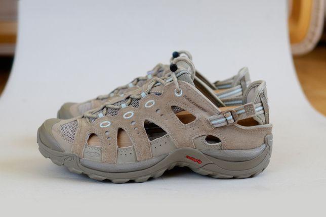 Босоножки Salomon Merrell. сандалии teva ecco. кожа clarks columbia 38