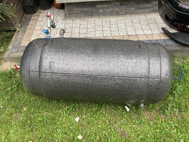 Podgrzewacz dwupłaszczowy ciepłej wody użytkowanej typu WGJ-g boiler
