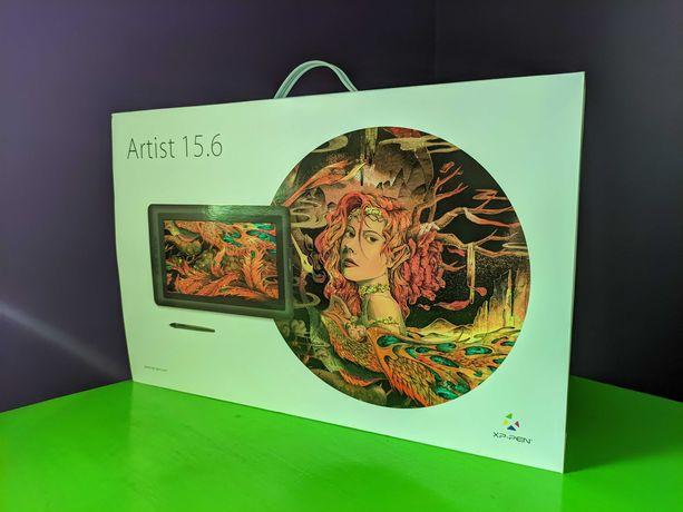 XP-Pen Artist 15.6 Графический планшет монитор рисования HUION GAOMON