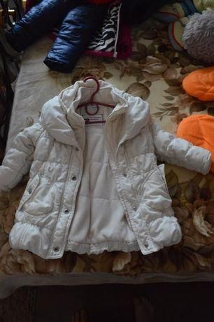 Продам зимнее детское пальтишко