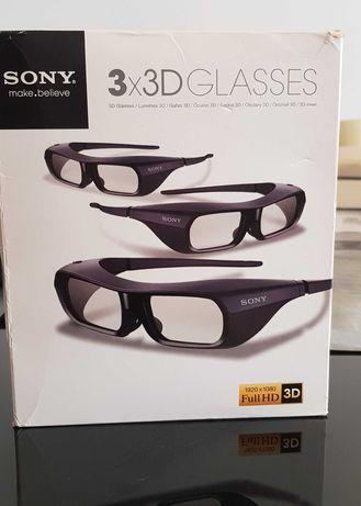 Sprzedam Okulary 3D firmy Sony
