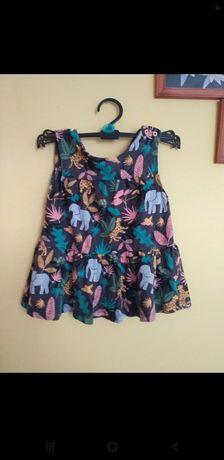 Bluzeczka Next dla dziewczynki