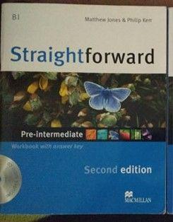 Ćwiczenie Straightforward pre-intermediate second edition