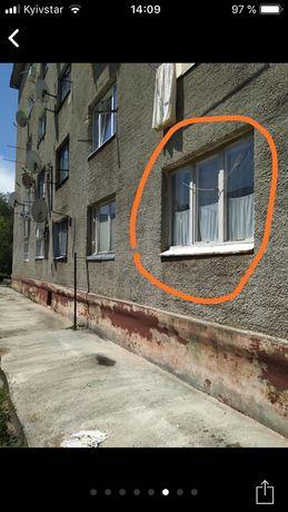 Продам однакомнотную квартиру на первом эаже