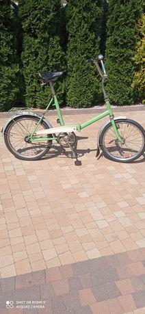 Składak  Romet 20 cali PRL rower bardzo dobrym stanie