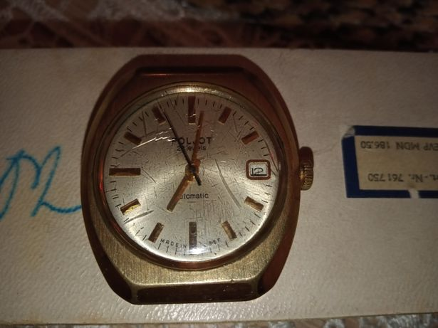 Zegarek Poljot 23 kamienie