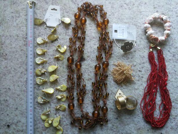 Korale wszystko za 29 zł Jablonex naszyjnik komplet biżuterii