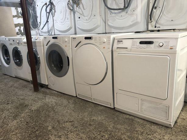 Стиральна/пральна машина Miele Asko Siemens AEG