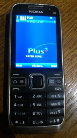Nokia e52, bez simlocka