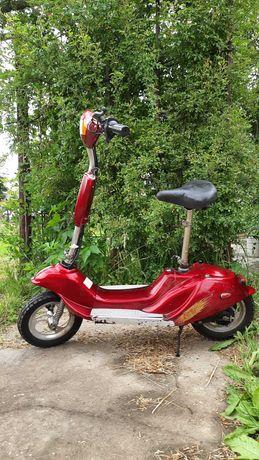 Motorynka dziecięca akumulatorowa