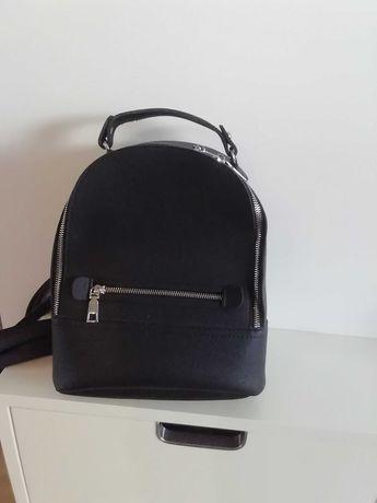 Plecak czarny plecak
