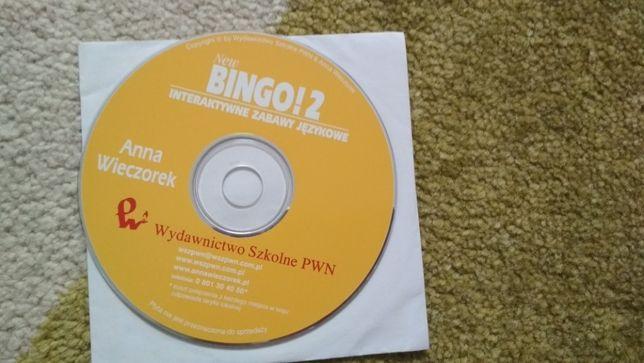 Interaktywne zabawy jezykowe, New Bingo 2 do podręcznika