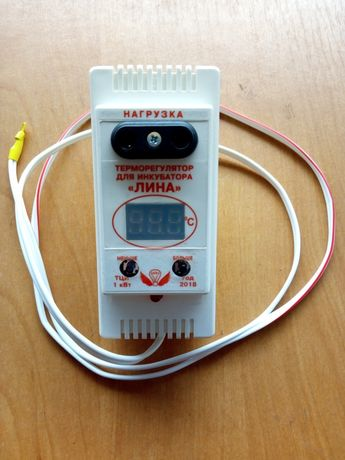 Терморегулятор для инкубатора Лина Терморегулятор в инкубатор ТЦИ Лина