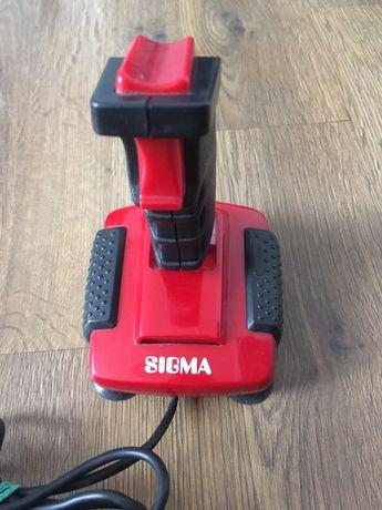 Sigma Quick shot II turbo joystick commodore amiga atari kolekcja