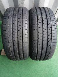 Opony Pirelli P Zero 245/50/18 jak nowe