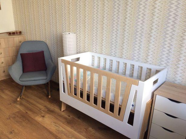 Детская кровать-трансформер Beloved Bed Maloy 3-в-1