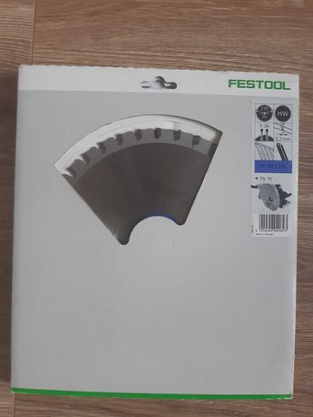 Tarcza pilarska Festool do TS 75