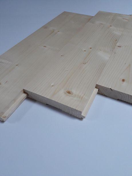 Podłoga drewniana 28mm