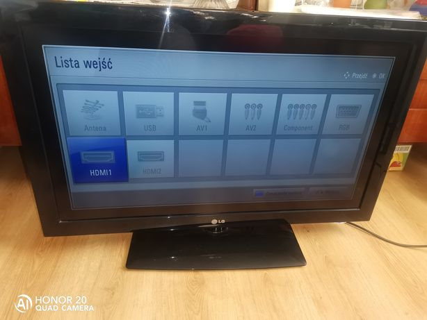 Telewizor LCD LED LG 37 cali